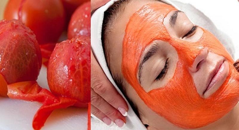 Một số ưu điểm nổi bật của cách tẩy lông mặt bằng cà chua mang đến cho phái đẹp làn da mịn màng, trắng sáng