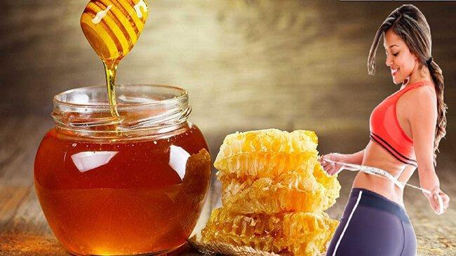 giảm cân bằng mật ong trong 3 ngày