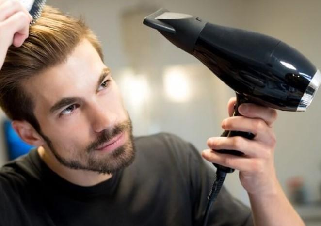cách làm tóc mượt cho nam tại nhà