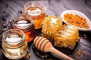 cách tẩy lông chân bằng mật ong